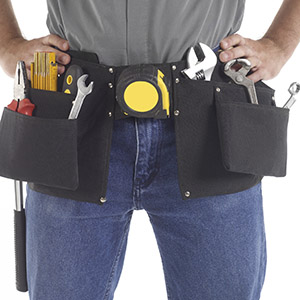 Tool Belts and Stiffeners