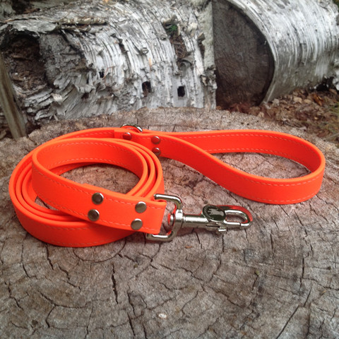 Image of a waterproof Brookenjack dog leash