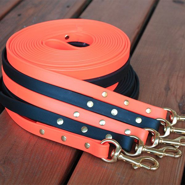Image of tracking leashes for dogs.