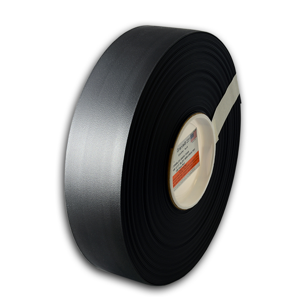 "100' Sample Roll - UltraThin 2"" Granite® Black (BL231)"