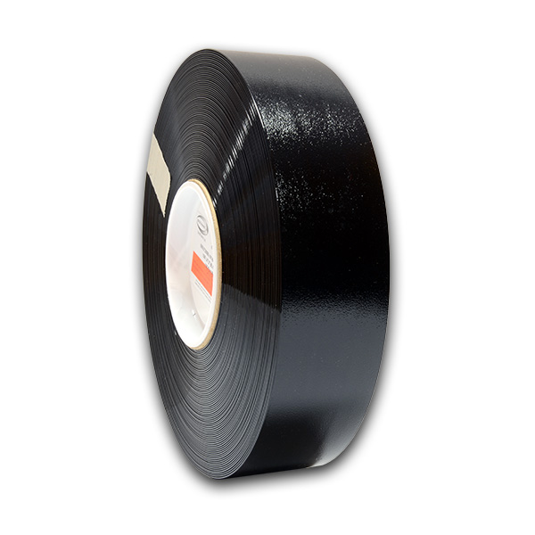 "100' Sample Roll - UltraThin 2"" Gold Black (BL101)"