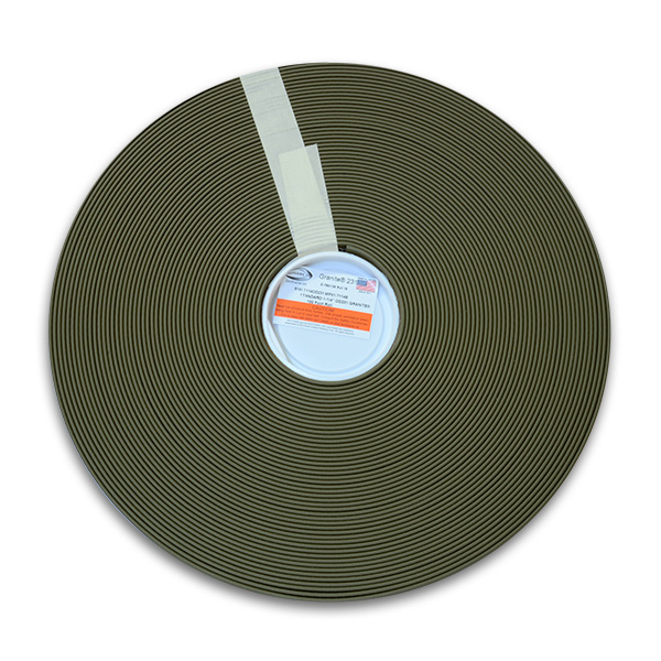 "100' Sample Roll - Standard 1 1/4"" Granite® Olive Drab Green (OD231)"